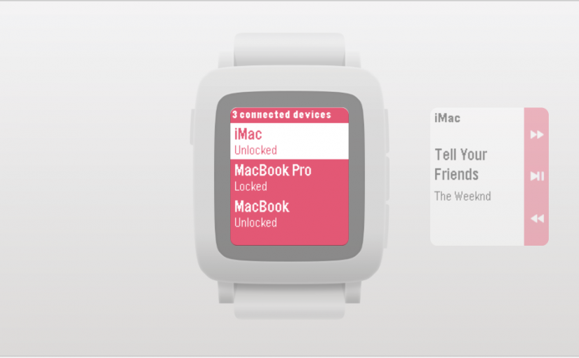 Introducing MacID for Pebble